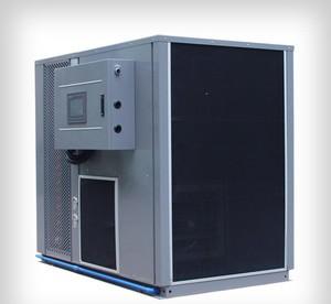 空气能热泵烘干房消耗水多少?